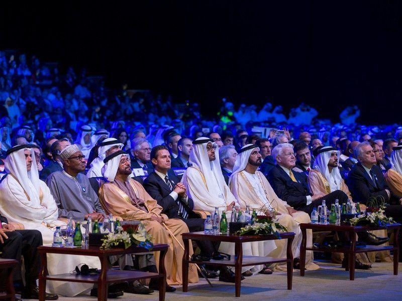 قادة السياسة والأعمال في العالم يجتمعون غدا في الافتتاح الرسمي لأسبوع أبوظبي للاستدامة 2017