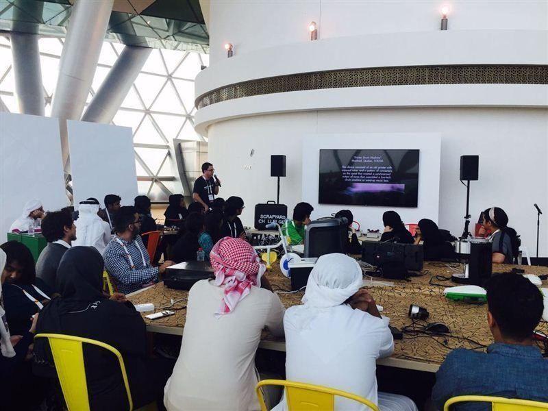 """أكثر من 1000 شاب وفتاة يجتمعون لرسم ملامح """"إكسبو 2020 دبي"""""""