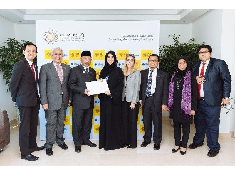 """إندونيسيا أول دولة جنوب شرق آسيوية تعلن مشاركتها في """"إكسبو 2020 دبي"""""""