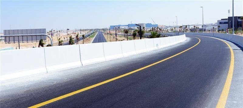 """""""طرق دبي"""" تنجز مشروع جسور """"دبي باركس"""" بتكلفة 250 مليون درهم"""