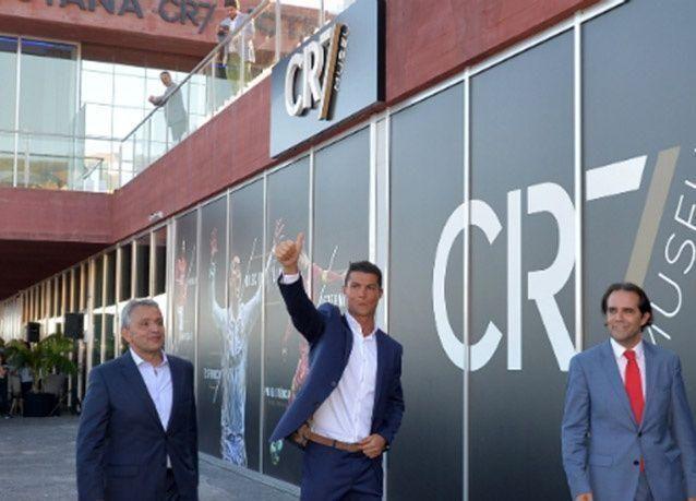 بالصور: كريستيانو رونالدو يفتتح فندقه الأول في جزيرة ماديرا البرتغالية