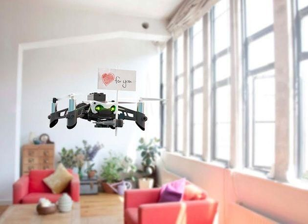 """بالصور : """"باروت"""" تطلق طائرات بدون طيار مدنية في أسبوع جيتكس للتقنية"""
