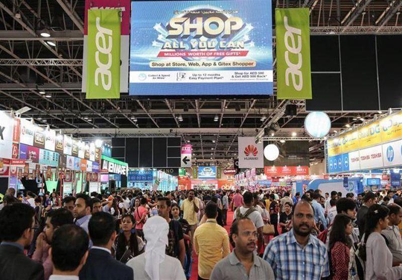 فعاليات تقنية المعلومات تجتذب 350 ألف زائر وتعزز مكانة دبي كمركز للابتكار