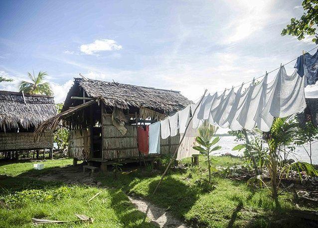 """بالصور : """"جزر سليمان"""" .. حياة لم تتغير منذ آلاف السنين"""