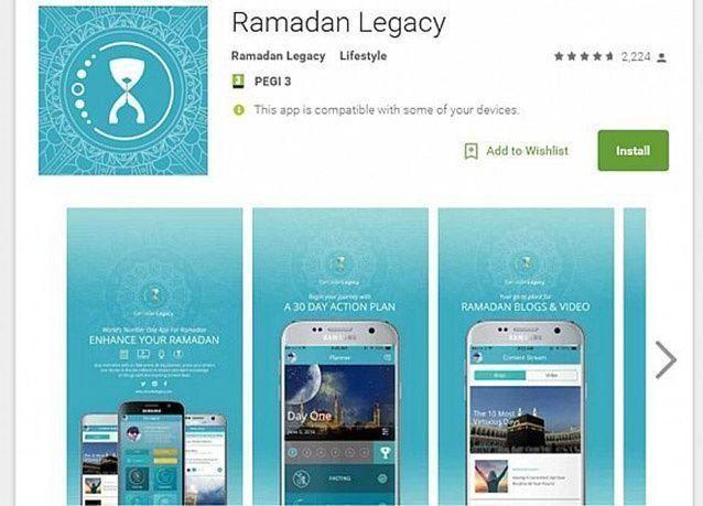 بالصور : أفضل 5 تطبيقات لشهر رمضان على نظام أندرويد