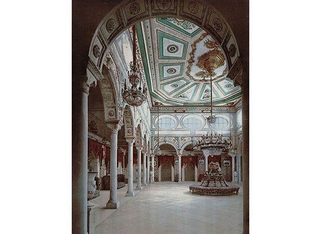 صور ملونة من القرن 19 في تونس