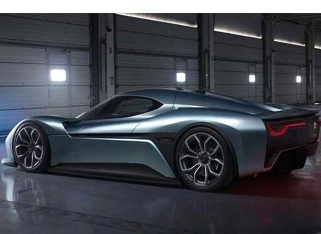 """بالصور : شركة """"NextEV"""" الصينية تطلق أسرع سيارة كهربائية في العالم"""