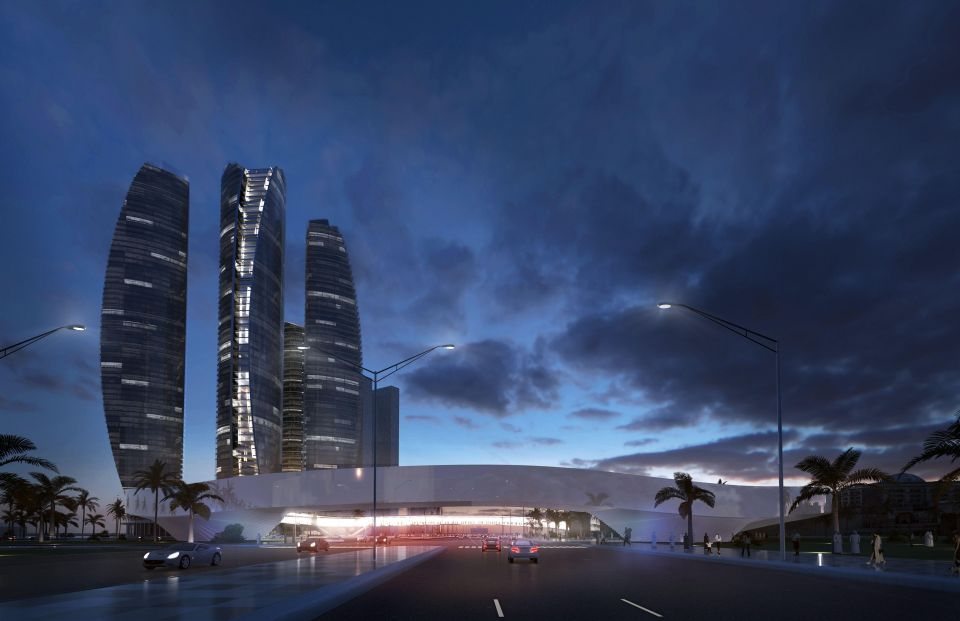 شاهد تصاميم هايبر لوب في دبي