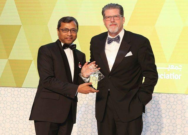 سونيل جون يفوز بجائزة رئيس مجلس الإدارة ضمن جوائز جمعية العلاقات العامة في الشرق الأوسط MEPRA