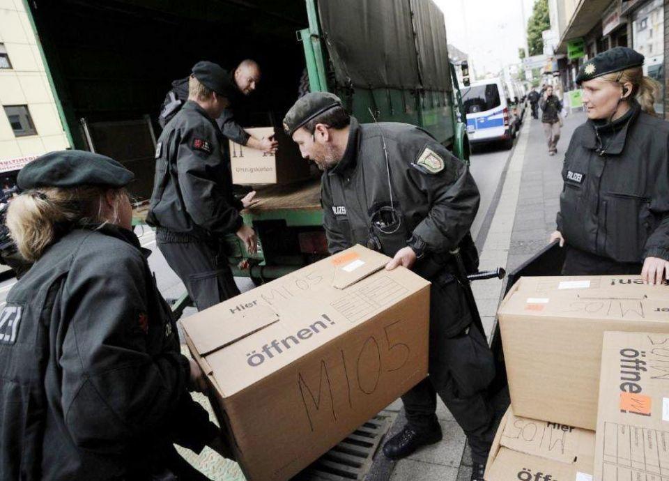 مداهمات لمساجد ألمانية في شتى أنحاء ألمانيا والحكومة تحظر جماعة إسلامية