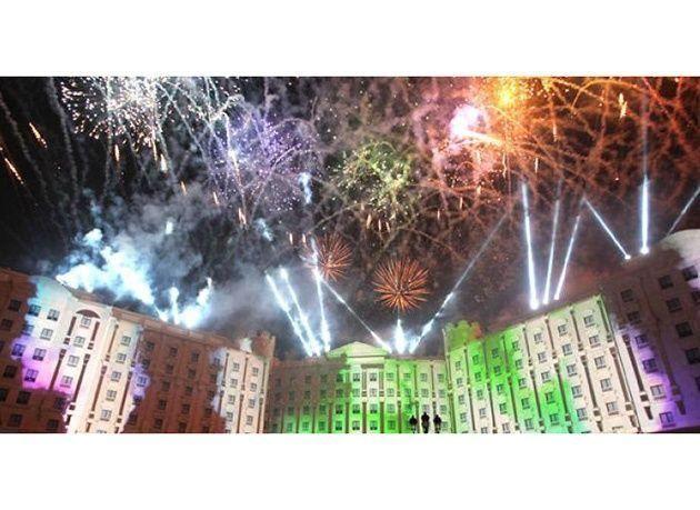 """بالصور : احتفالات المملكة السعودية بذكرى اليوم الوطني الـ """"86"""""""