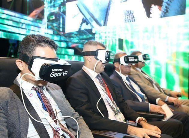 """بالصور: انطلاق معرض """"جيتكس 2016"""" للتقنية في دبي"""