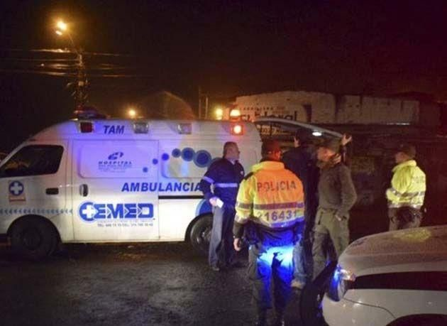 بالصور : مقتل 76 شخصاً بتحطم طائرة تقل فريق كرة قدم برازيلي وسط كولومبيا