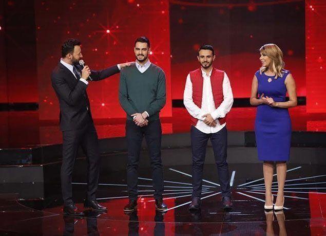 """بالصور : الشاب خالد يشعل المسرح في حلقة نتائج """"Arab Idol"""".. وأنغام تطل في سهرة الأسبوع المقبل"""