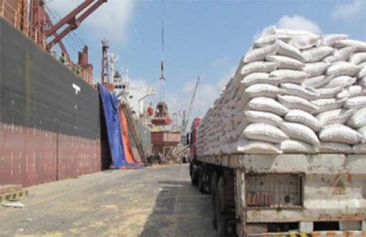 الخليج الإماراتية تشتري 500 ألف طن سكر خام من بونجي