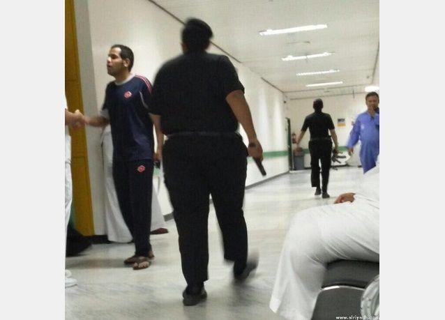 السعودية: مجموعة مسلحة تقتحم مستشفی الملك خالد بحائل