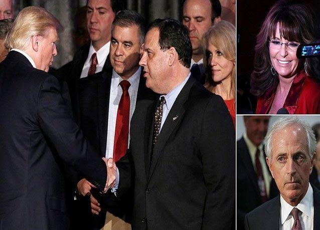بالصور: تعرّف على فريق ترامب الجديد من عتاة الجمهوريين المحافظين