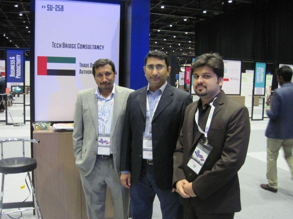 """بالصور: دبي تستضيف خيرة رواد الأعمال العالميين في """"الحراك العالمي للشركات الناشئة في جيتكس"""""""