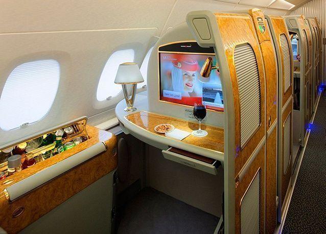 بالصور : تعرف على ميزات أجنحة الدرجة الأولى في الخطوط الجوية حول العالم