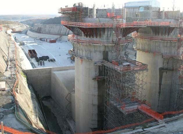 بالصور : أبرز مشاريع الطاقة البديلة حول العالم