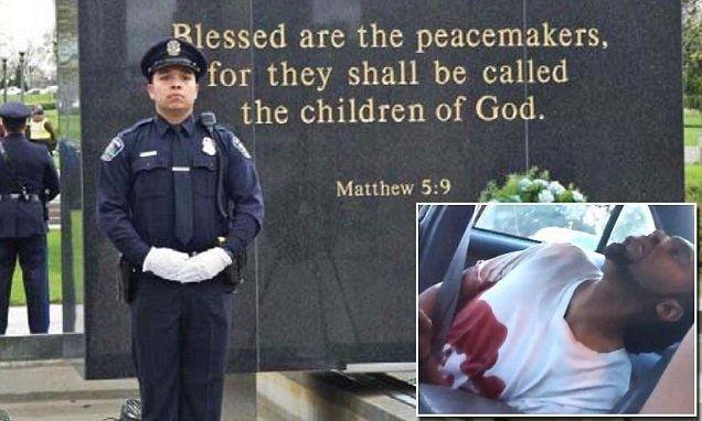 الكشف عن هوية الشرطي الأمريكي الذي قتل رجلا أعزل وتسبب باندلاع مظاهرات في الولايات المتحدة