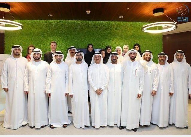اطلاق استراتيجية دبي الصناعية
