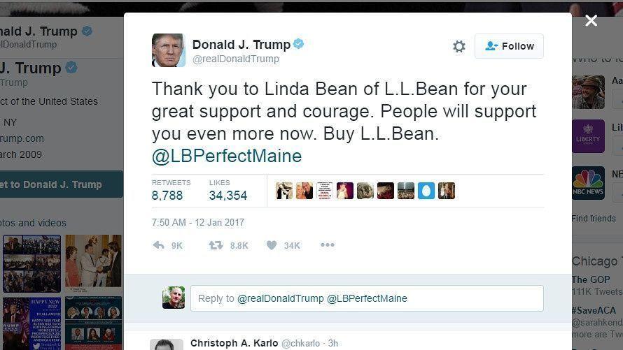 الأسواق العالمية وآلاف الخوارزميات ترصد كل تغريدة للرئيس الأمريكي المنتخب دونالد ترامب