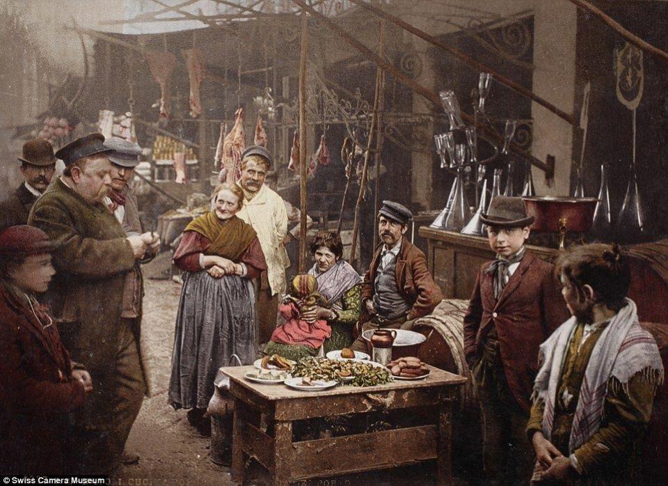 شاهد أفضل الوجهات السياحية قبل 100 عام!