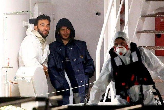 إدانة تونسي بشأن غرق قارب ومقتل نحو 700 مهاجر