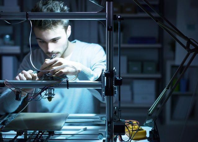 كيف تشكل الطباعة الثلاثية الأبعاد، المستقبل؟