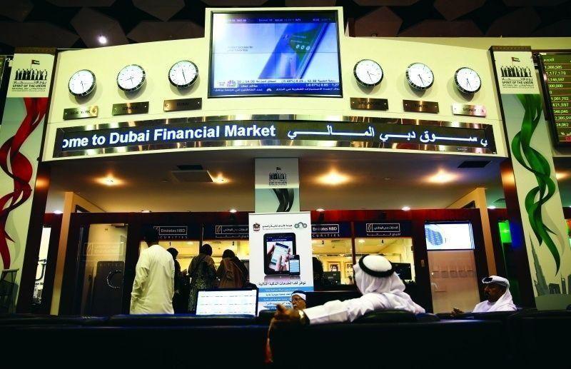 175 مليون درهم صافي أرباح سوق دبي المالي في 9 أشهر