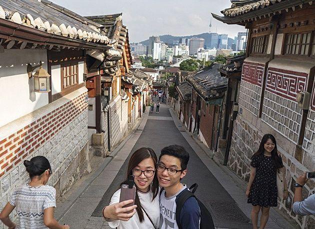 بالصور : أفضل الوجهات السياحية في العالم لسنة 2017