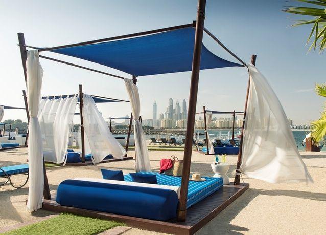 فندق ريكسوس النخلة يوفر نظام الخدمة الشاملة  لقضاء عطلات مريحة على أجمل شواطئ دبي