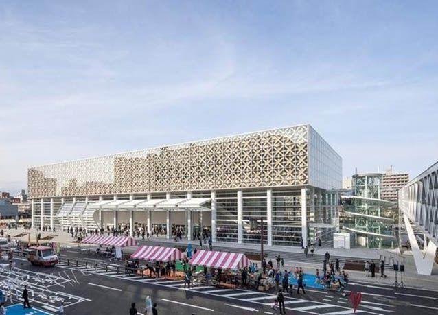 """بالصور : مبنى في قطر بين أبرز التصاميم الهندسية المرشحة لجائزة أفضل بناء في العالم """"RIBA"""""""