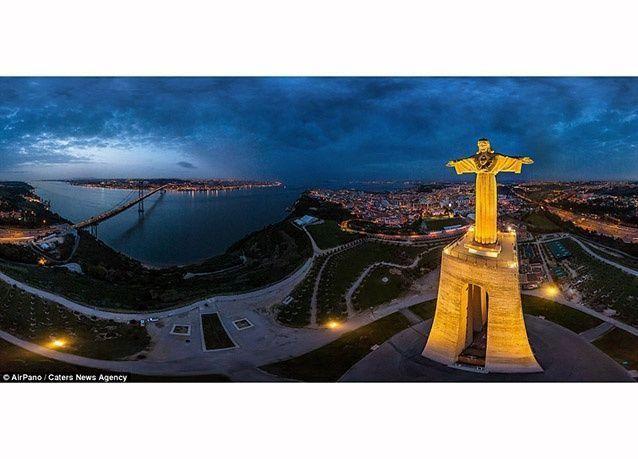 """بالصور: شاهد شغف فريق """"أربانو"""" الروسي بتصوير المدن حول العالم """