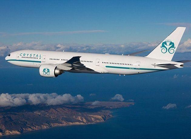 بالصور: شاهد أفخم طائرة تجارية في العالم