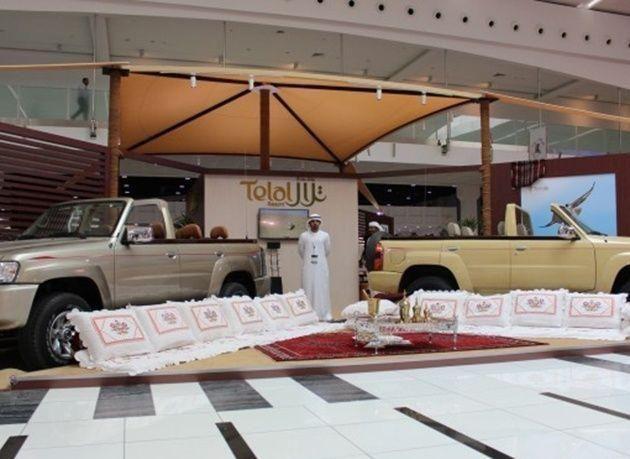 """بالصور : تلال العين"""" يقدم أول منتجع صحراوي متكامل لسياحة الصيد والتراث في الإمارات"""