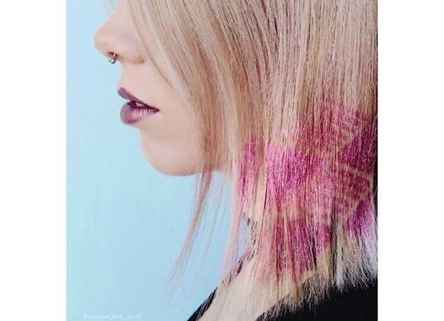 """بالصور : تقنية """"3D"""" تدخل عالم صبغات الشعر بطريقة جنونية"""