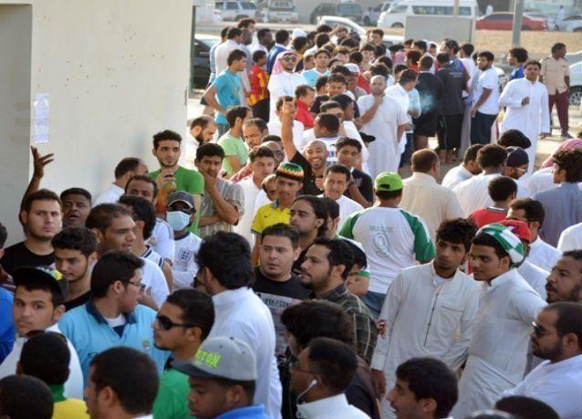 السعودية : 8.83 مليون عامل أجنبي في القطاع الخاص و1.7 مليون سعوديين