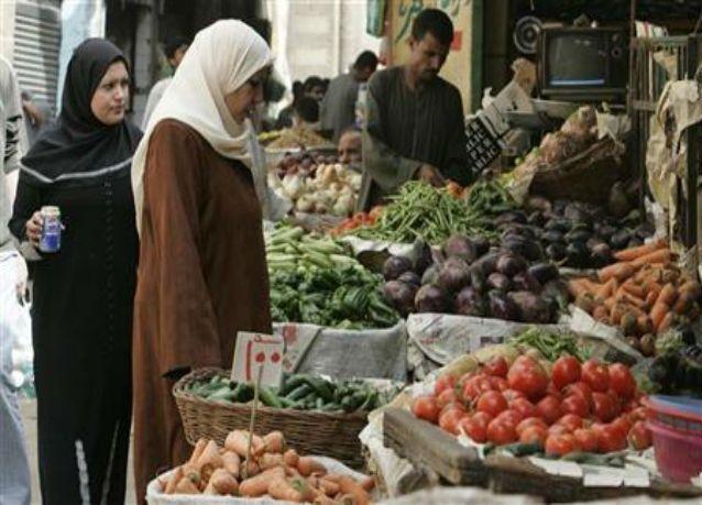 تضخم أسعار المستهلكين ييزيد 14% في مدن مصر في يونيو