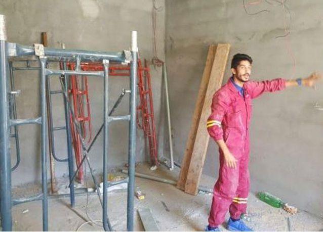 من هو الرجل السعودي الوحيد الذي اقتحم قطاع البناء؟