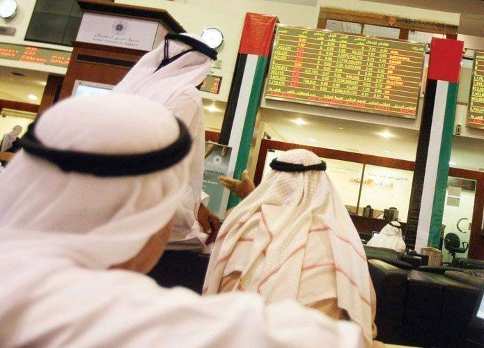 هبوط أسهم الخليج تأثرا بخسائر السوق الأمريكية