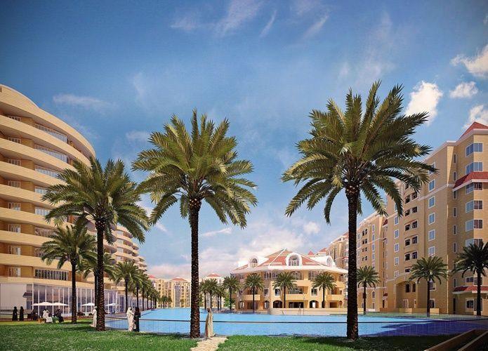 شون العقارية تطور بحيرة صناعية على مساحة 20 ألف م2 في مجمع دبي للاستثمار