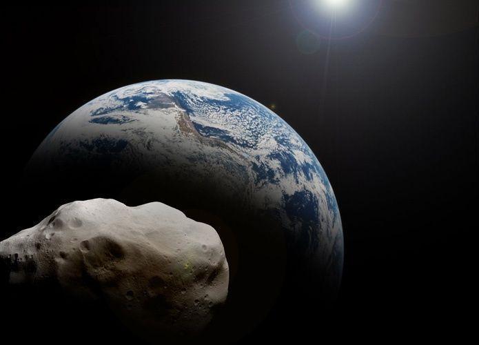 ناسا: كويكب ضخم يقترب من الأرض والبشرية عاجزة عن التصدي له