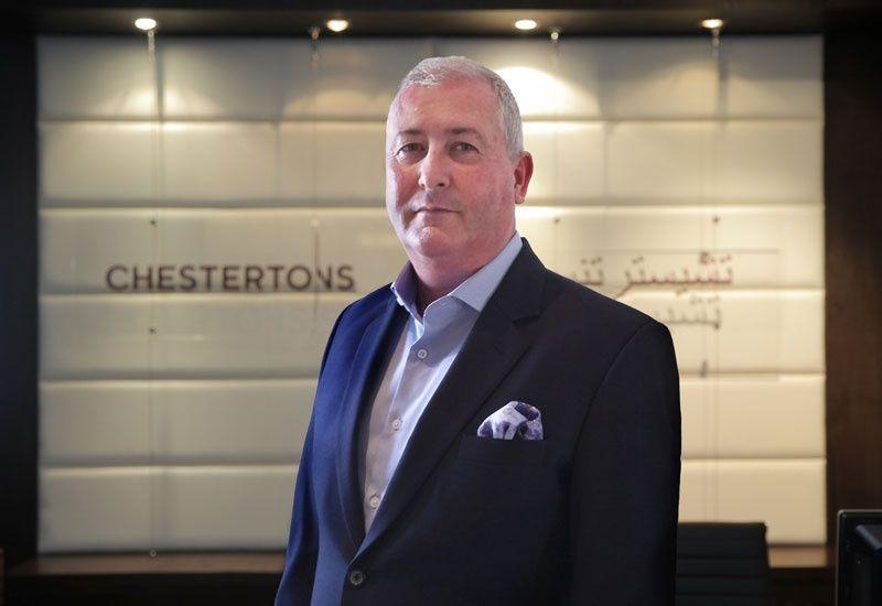 """شركة """"تشيسترتونز"""" تستعرض مشروع لندن سيتي أيلاند في معرض سيتي سكيب بدبي"""