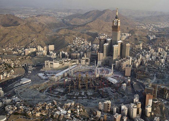 بن لادن السعودية تسعى لتمديد تمويل بـ2.7 مليار دولار لتوسعة الحرم المكي