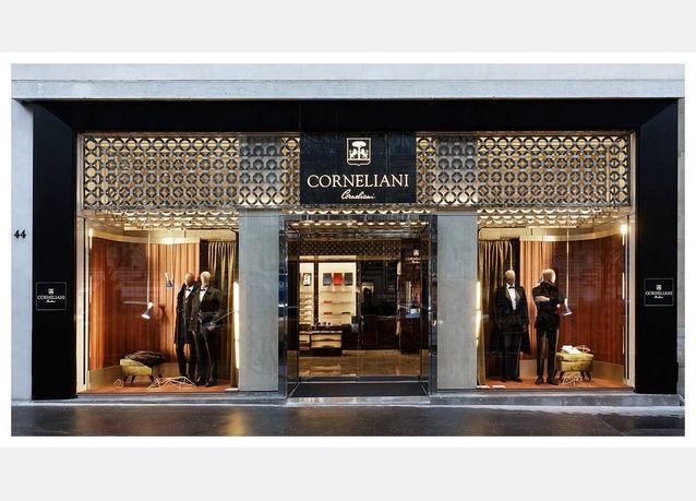 انفستكورب تشتري حصة أغلبية في كورنلياني الإيطالية للأزياء