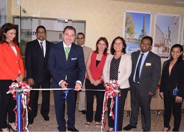 افتتاح مركز تقديم طلبات تأشيرة قبرص في أبو ظبي