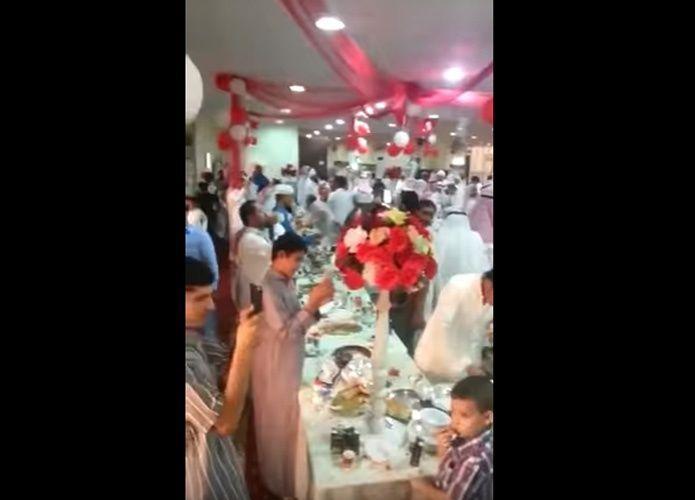 فيديو: حفلة رقص داخل مسجد سعودي تثير جدلاً واسعاً