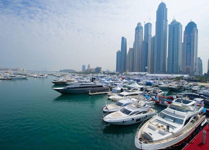 معرض دبي العالمي للقوارب يستعد لانطلاق دورته الـ 25 بمشاركة دولية واسعة